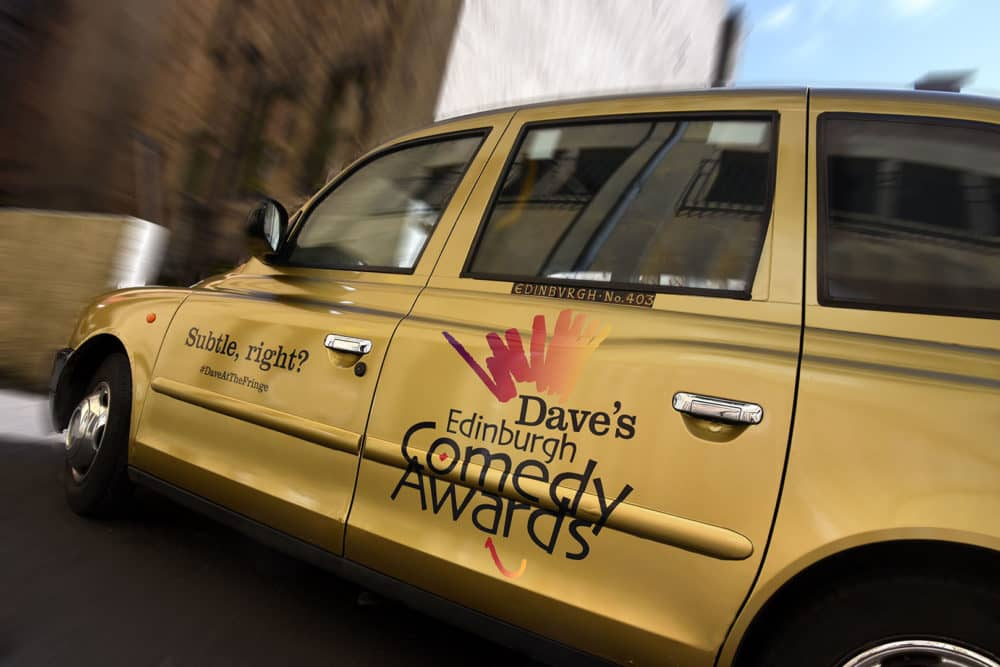 Dave's Edinburgh Comedy Awards