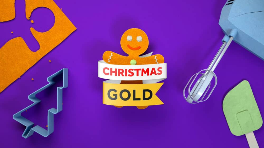 GOLD Christmas Channel